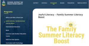 Joyful Literacy